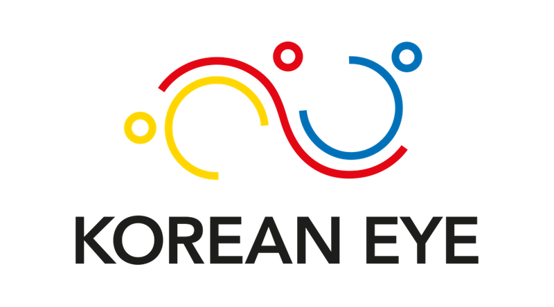 Korean Eye logo